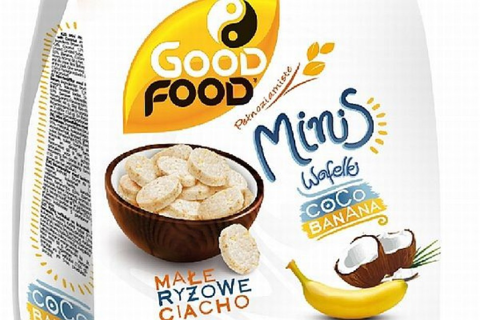 Wafelki Minis od Good Food