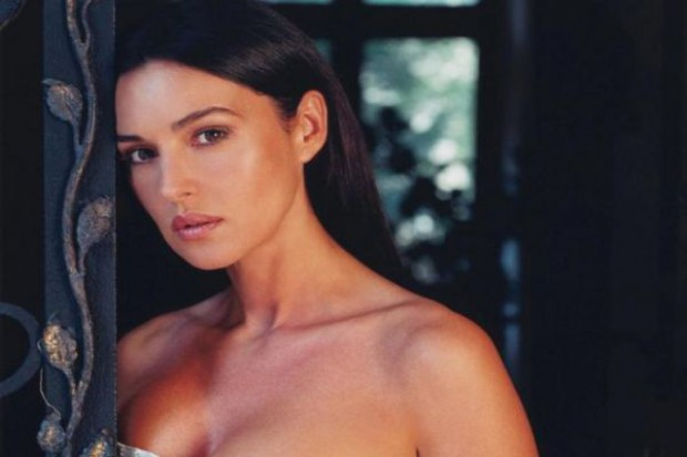 Monica Bellucci reklamuje Martini Gold