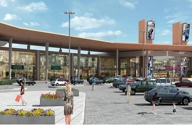 W 2011 r. ruszy budowa parku handlowego Europa Centralna za 130 mln euro
