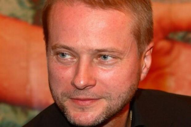 Artur Żmijewski reklamuje kawę Woseba