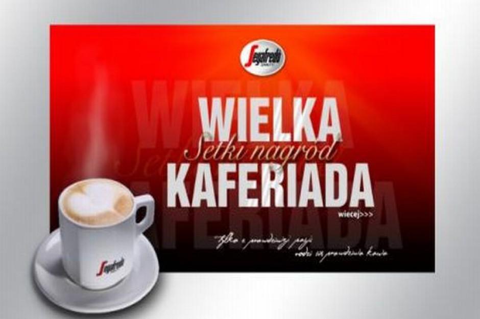Ogólnopolska kampania promocyjna kawy Segafredo