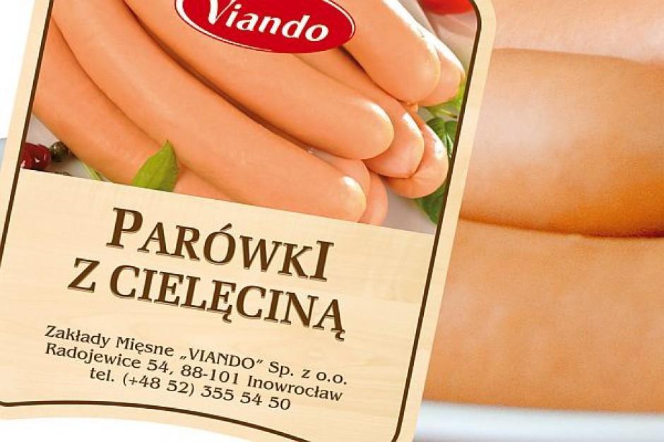 Parówki Viando