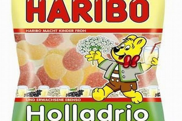 Haribo Holladrio z bzem