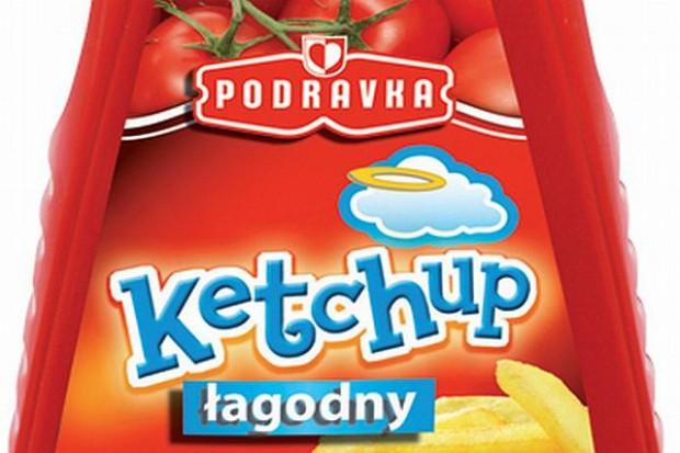 Ketchupy od Podravki