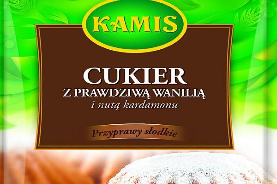 Przyprawy do ciast od Kamisu