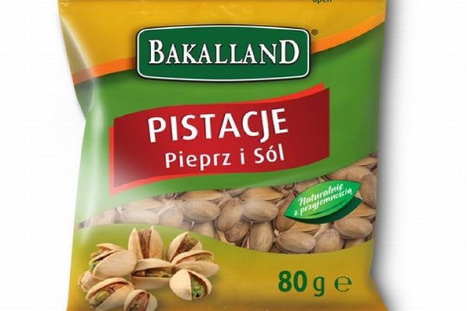 Nowe pistacje od Bakallandu