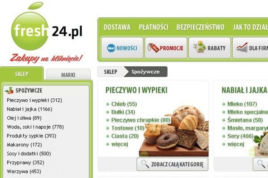 Fresh24.pl chce pozyskać 4 mln zł na rozwój