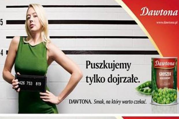 Żartobliwe billboardy w kampanii Dawtony