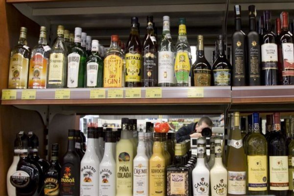 Stoiska alkoholowe bez oddzielnej kasy fiskalnej