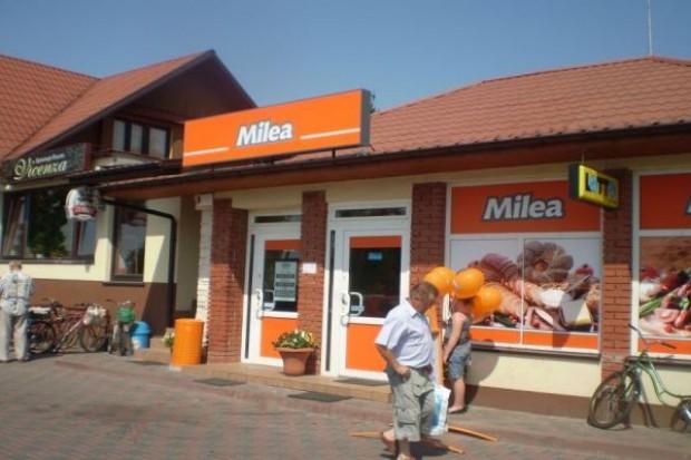 Milea chce być największa siecią delikatesów osiedlowych
