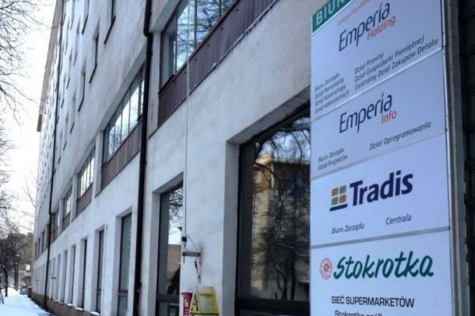 Eurocash wstrzymuje ofertę publiczną skierowaną do akcjonariuszy Emperii