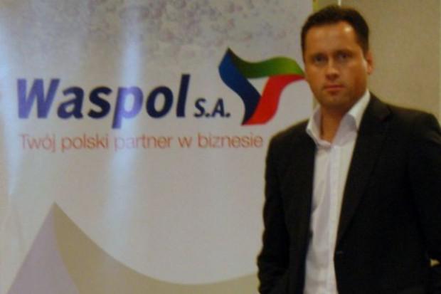 Waspol chce kupić sieć sklepów o obrotach kilkuset milionów zł