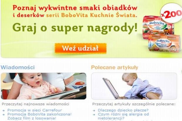 Bobovita promuje konkursem nową linię dań