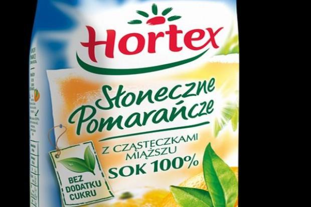 Nowa odmiana soku pomarańczowego Hortex