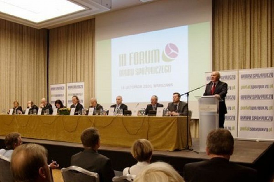 Relacja z III Forum Rynku Spożywczego