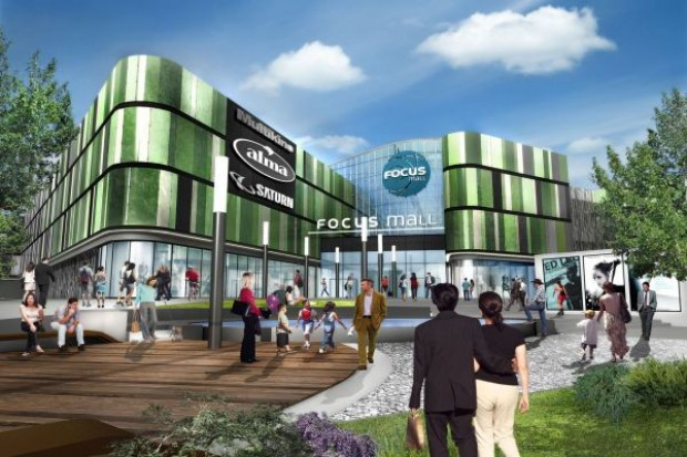 Mostostal Warszawa wybuduje szósty Focus Mall