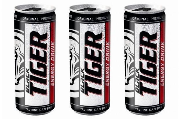Tiger reklamuje wersję Black