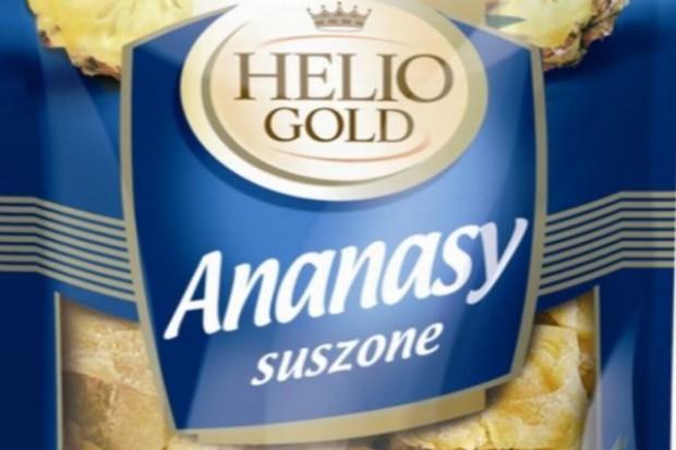 Ananasy suszone Helio Gold