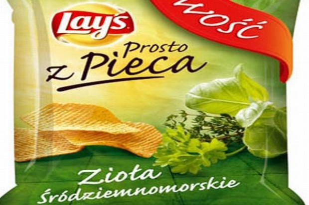 Nowy smak chipsów Lay's Prosto z Pieca