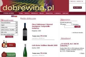 Dobrewina.pl: 27 sklepów w sieci i przygotowania do debiutu na New Connect