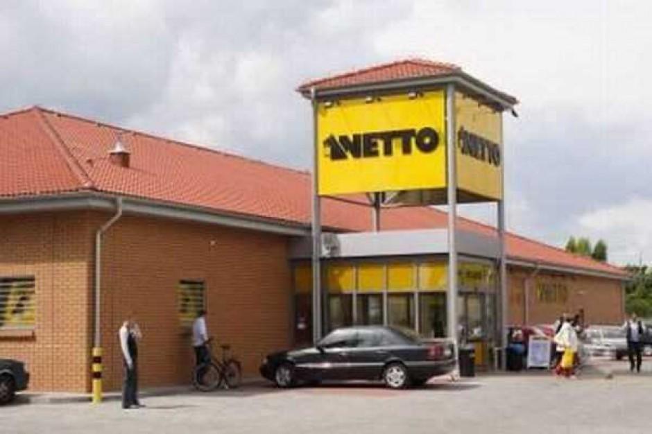 Netto: 30 nowych sklepów i centrum logistyczne w 2011 r.