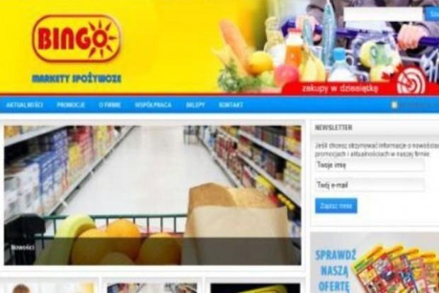 Sieć Bingo chce otwierać rocznie 30 sklepów