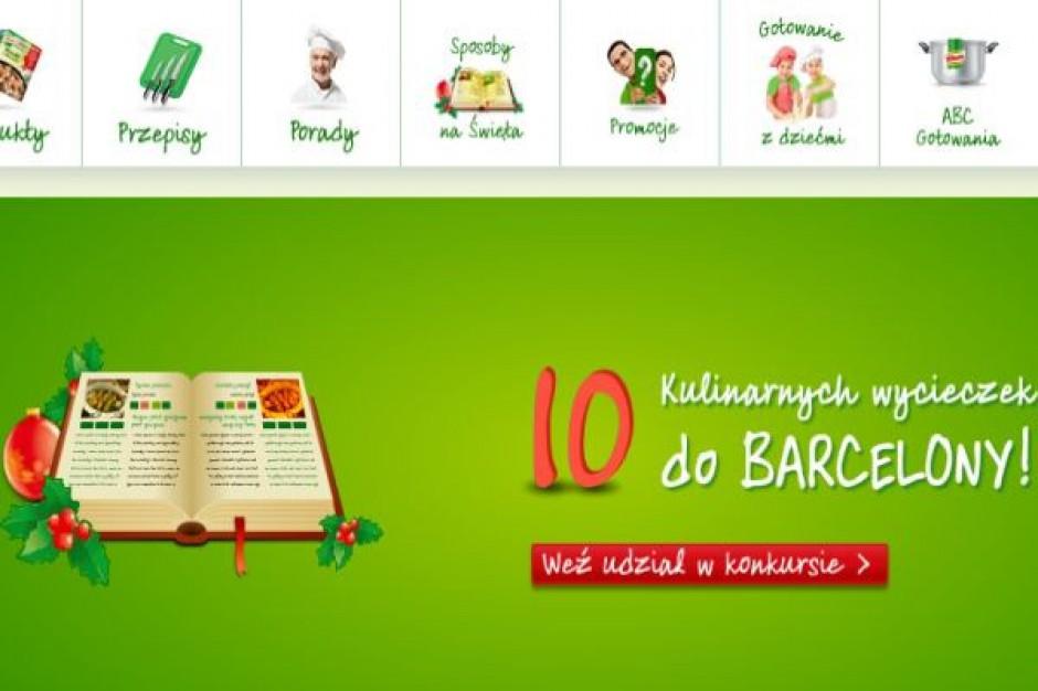 Knorr promuje się wycieczką do Barcelony
