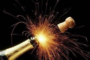 Sprzedaż szampana w Polsce sięga 160 tys. butelek rocznie