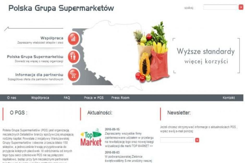 Polska Grupa Supermarketów negocjuje przyłączenie około 30 sklepów