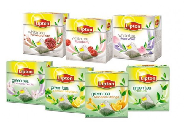 Nowe linie herbat marki Lipton