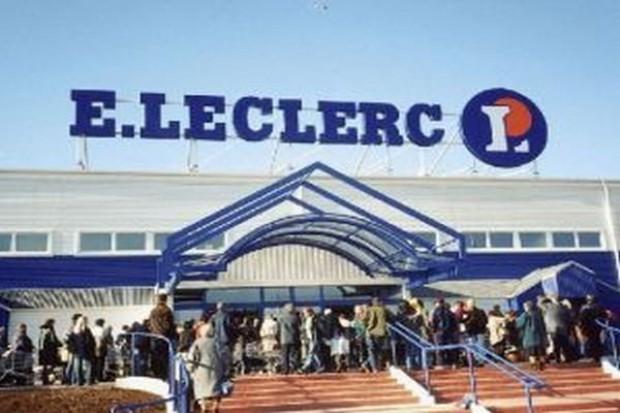 E.Leclerc zwiększył obroty o 10 proc.