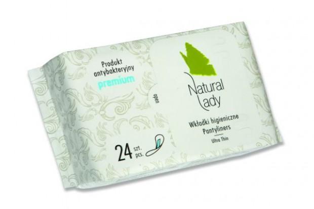 Wkładki Natural Lady - zdrowie płynące z natury