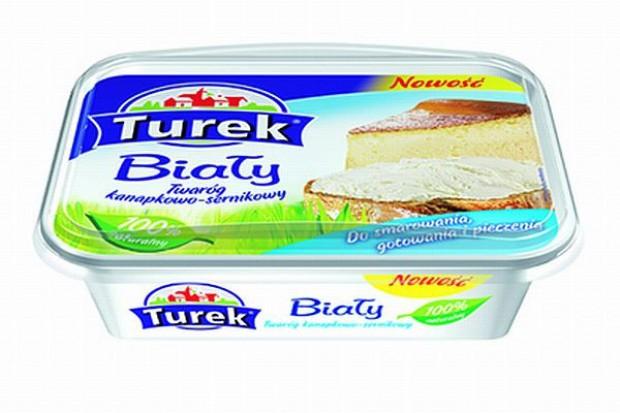 Nowy twaróg Turek Biały