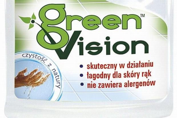 Green Vision - nowa linia produktów ekologicznych