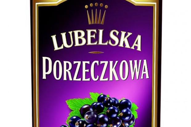 Porzeczkowy wariant wódki Lubelskiej