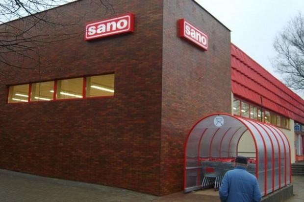 Sano: w tym roku powiększymy się o cztery sklepy