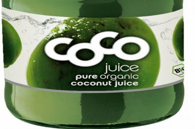 Woda kokosowa Coco juice w nowej butelce
