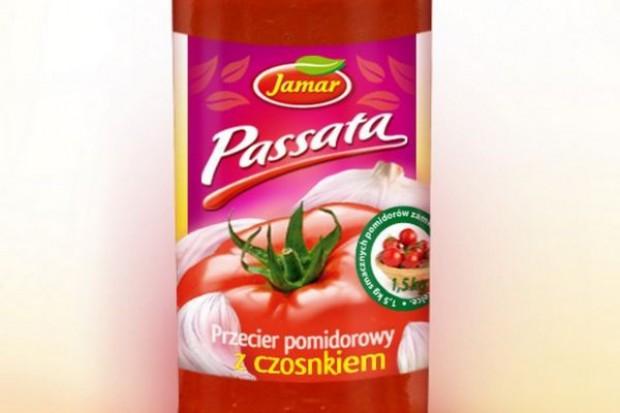 Pomidorowe passaty od Jamaru