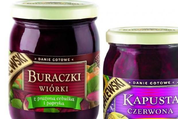 Dwie nowe surówki od firmy Kowalewski