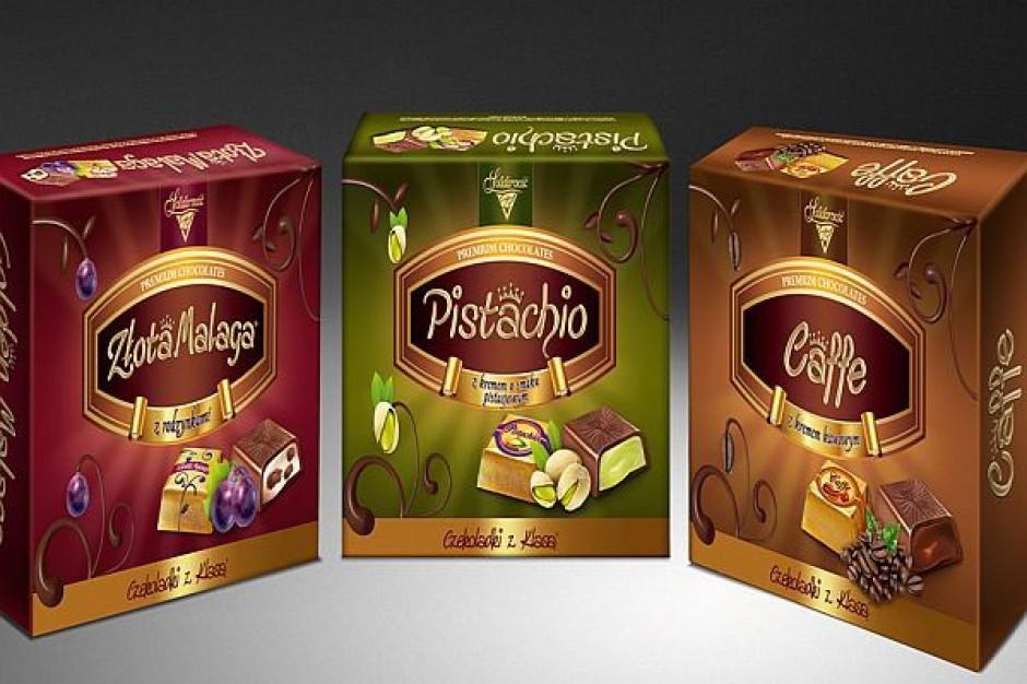 Solidarność zmienia opakowania czekoladek