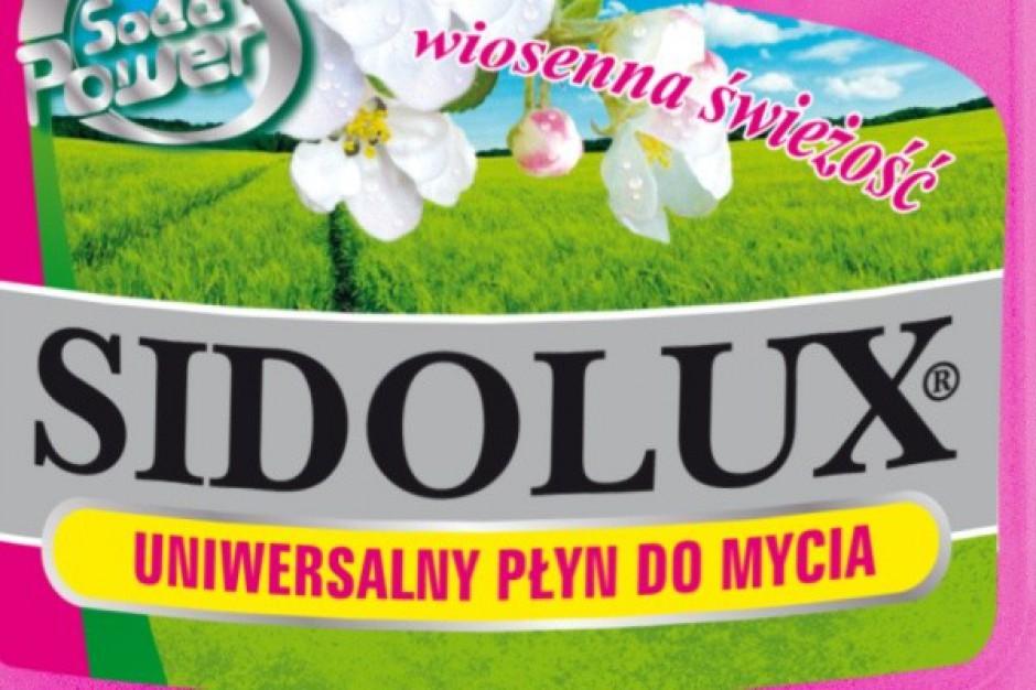 Sidolux w wiosennej odsłonie