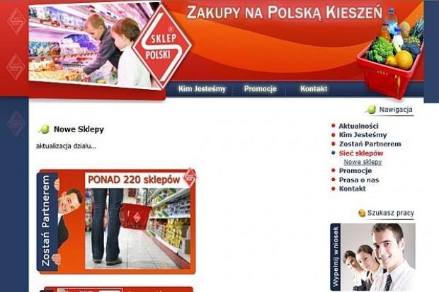 Sklep Polski : więcej sklepów w twardej franczyzie