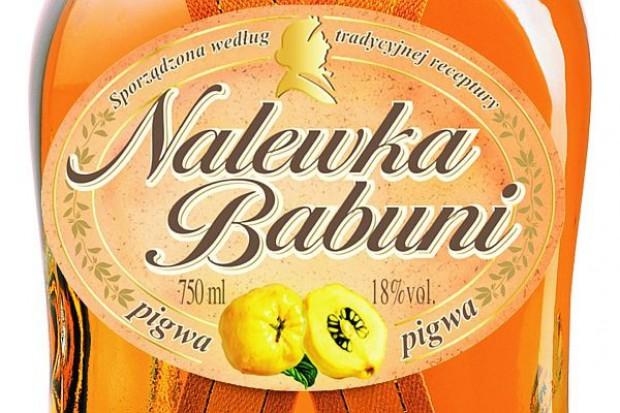 Nalewka Babuni o smaku pigwy