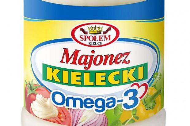 Majonez Kielecki z kwasami Omega