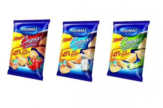 Chipsy od Aromat Snack