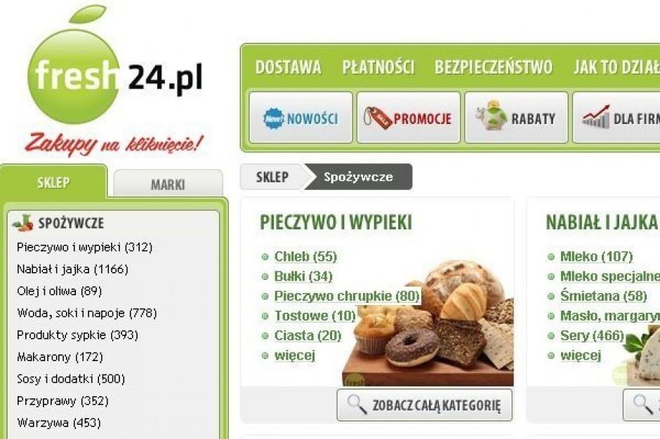 2,7 mln zł przychodów Fresh24.pl za cztery kwartały 2010 r.