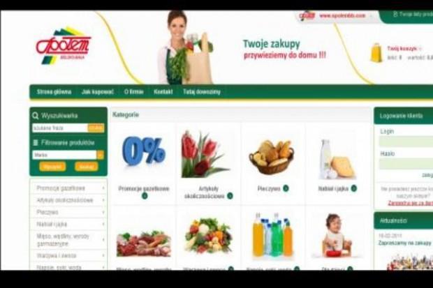 Społem Bielsko-Biała otworzyła sklep internetowy