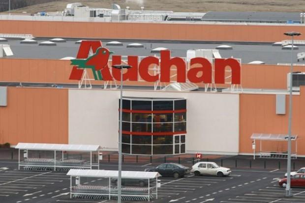 Sprzedaż Auchan w Europie Środkowo-Wchodniej rośnie o 22 proc.
