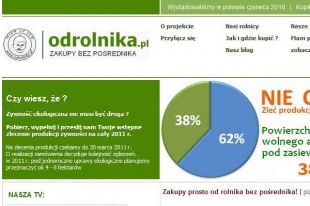 Odrolnika.pl wchodzi do sklepów ekologicznych