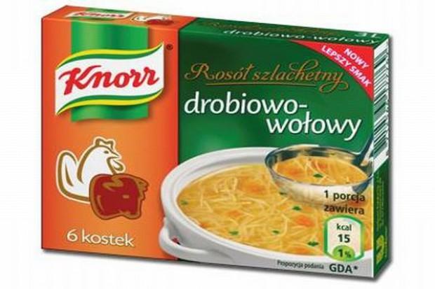 Nowe rosoły od Knorra